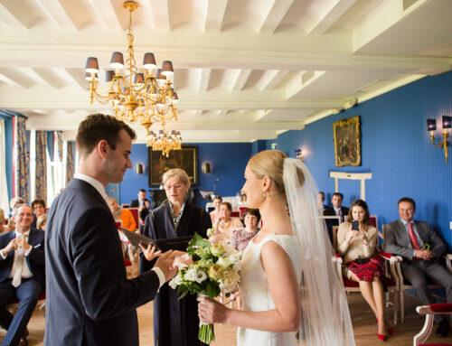 Internationale Hochzeit im Chateau St. Gerlach