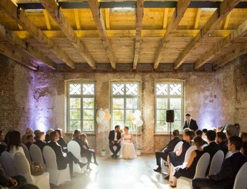 Hochzeit in Rittergut Orr, besondere Location in Köln-Pulheim